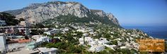 Island of Capri in Italy - Panorama — earthXplorer adventure travel photography