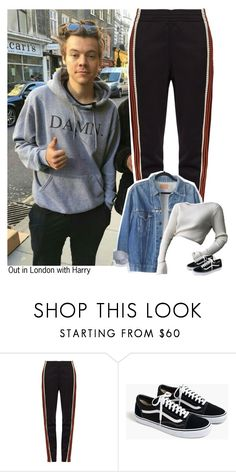 """#2586"" by sofi-camacho ❤ liked on Polyvore featuring Wales Bonner, Levi's, J.Crew, OneDirection, harrystyles and 1d"