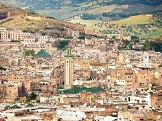 Fes im Marokko Reiseführer http://www.abenteurer.net/2326-marokko-reisefuehrer/