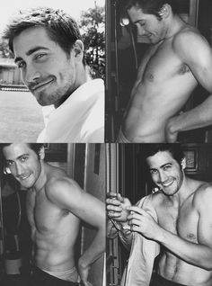 The obsession. Jake Gyllenhaal