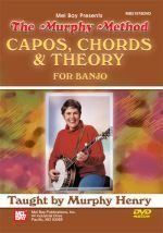 Capos, Chords and Theory for Banjo DVD