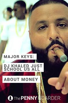 DJ Khaled dished out financial advice on Chelsea Handler's new Netflix show last night. And it was actually pretty good. - The Penny Hoarder http://www.thepennyhoarder.com/major-keys-dj-khaled-financial-advice/