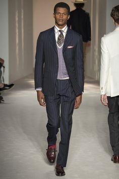 dunhill - Les 10 meilleurs looks de la fashion week de Londres