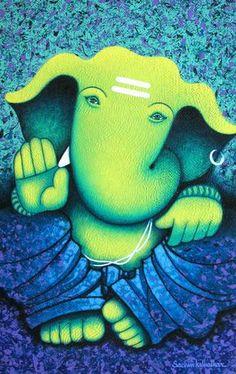 Ganesha .. Magnificently beautiful