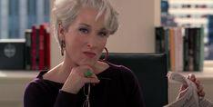 """Ce sera tout"". Anne Hathaway, Meryl Streep, Marie Claire, Serum, Culture, Fashion, Devil Wears Prada, Literary Genre, Fashion Styles"