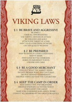 Viking Laws - TAKEN! by koprakardulas (SusaTiina), via Flickr