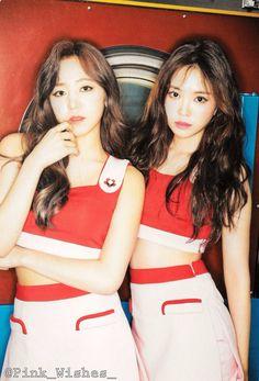 Pink Wishes ( South Korean Girls, Korean Girl Groups, Apink Naeun, Pink Panda, Types Of Girls, Cube Entertainment, No One Loves Me, Kpop Girls, Pretty Girls