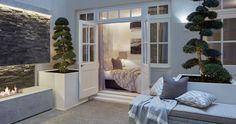 Case Study: Laura Hammett Ltd show us around this striking Devonshire Place apartment in Marleybone London, complete with SATC style walk-in wardrobe...