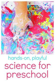 Preschool activities : art, play, sensory, science, math, language.. Resourceful ebook!