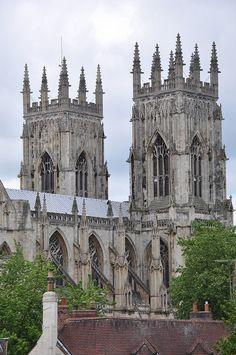 The York Minster - York, England