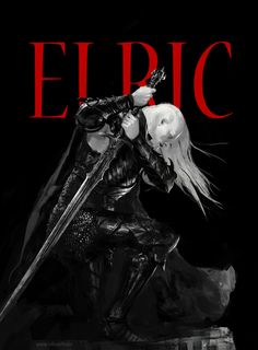 Elric Fan Art « Maya iDA – An artist community to inspire and find worlds best artworks and artists.
