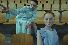 A fashion story by Nhu Xuan Hua & Francesca Pinna for metalmagazine.eu