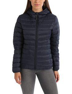 Berydale Damen Jacke,, per pack Blau (Navy Navy), Large (Herstellergröße: L) Puffer Jackets, Winter Jackets, Hiking Backpack, Outdoor Woman, Hooded Jacket, How To Wear, Camping, Backpacks, Latest Fashion Trends