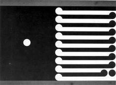 GORDON WALTERS Painting No 8 1965 acrylic on hardboard, 1220 x 915 mm.