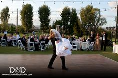 Wedding Photography | Valencia Country Club | Mr. & Mrs. | Bride and Groom Dance | Cute Wedding Photography Ideas |