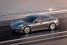 Porsche PANAMERA at the New York International Auto Show #NYIAS