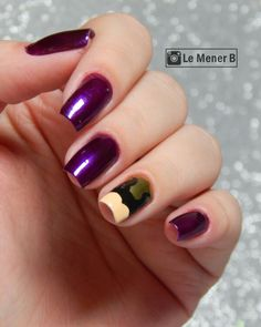 #nail #nails #nailart #nailpolish #polish #maleficent #malevola #princesasdisney #disney #unha #unhas #unhadecorda #decoraçaodeunha #esmalte #purple #roxo #desenho #artesanal #girl #fashion #manicure #mani