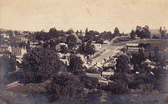 Clunes, Victoria, 1911