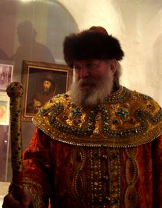 I want to be as Ivan the Terrible