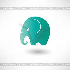 слон векторный клипарт - Поиск в Google