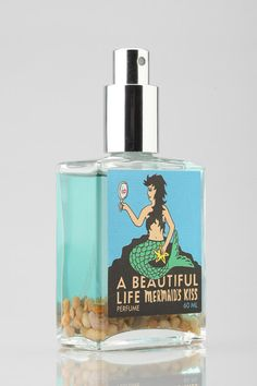 A Beautiful Life Mermaids Kiss Perfume #urbanoutfitters