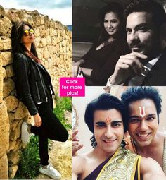 Gautam Rode Kishwer Merchantt Keith Sequeira Here is a look at the best of TV Insta this week!