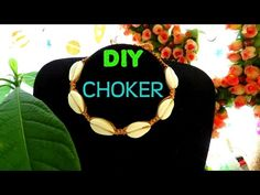#DIY CHOKER SUMMER - YouTube