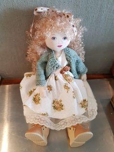 My fabric doll.