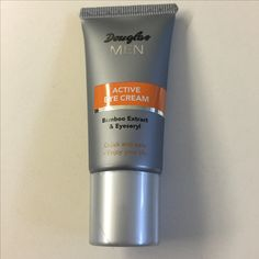 #douglasmen #sport1insider #douglas #produkttest   Neben dem 2-in1 Hydro Energy Gesichtsgel Men gab es bei sport1Insider auch noch die Activity Eye Cream von Douglas zu testen.