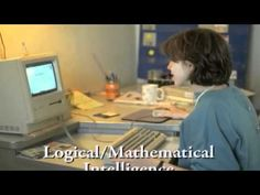 ▶ La teoría: Video donde el propio autor explica su teoría..#Howard #Gardner #inteligencias #multiples #teoria