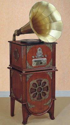 victrola grammophone