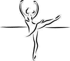 Silhouette Dancer, Ballet