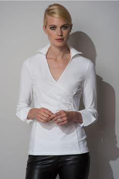 Pascale - White