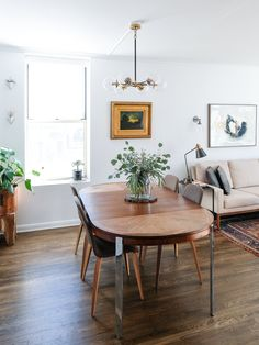 Favorite Element: The apartment gets great light. It's a big reason that I was drawn to it in the first place!