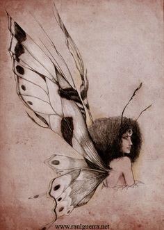 A fairy by chicourano.deviantart.com