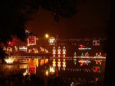 I cannot wait for the Christmas Festival this year! #Natchitoches
