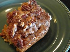 Granny Cake. Oh heavens...evaporated milk, butter, sugar, and vanilla melted, poured over the cake after it's done. Yes--I will have a slice please:)