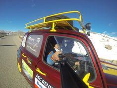 L'équipage 4L trophy donne des ailes au Maroc