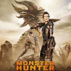 Milla Jovovich S Film Monster Hunter Drops First Official Trailer Reveals Release Date Watch In 2020 Monster Hunter Monster Hunter Movie Milla Jovovich