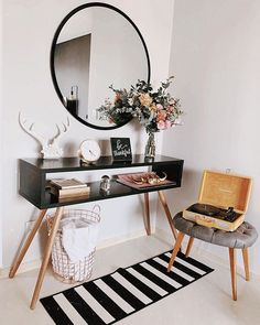 New home office design ideas inspiration craft rooms Ideas, - commercial office interior o Home Office Design, Home Office Decor, Home Design, Design Ideas, Office Ideas, Warm Home Decor, Trendy Home, New Room, Decor Interior Design