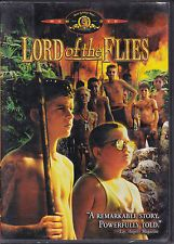 Lord of the Flies RARE DVD OOP 1990