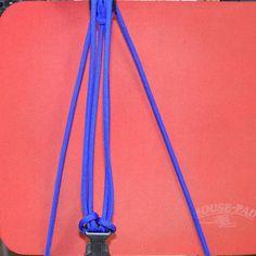 The Mermaid und Tutorial Paracord Bracelet Instructions, Paracord Bracelet Designs, Paracord Projects, Paracord Bracelets, Bracelet Tutorial, Swiss Paracord, Paracord Knots, Paracord Dog Leash, Zipper Repair