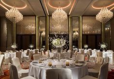 ¡Celebra tu boda llena de elegancia en el Bangkok Marriott Hotel Sukhumvit en Tailandia!