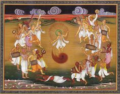 The Glory of Harinama Kirtana (From the Life of Chaitanya Mahaprabhu)