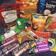 @robinsveganlife sent me the sweetest care package in the world. I love everything especially the herbivore and food fight stickers! I'm so glad we connected on here! Your such an amazing compassionate (vegan) person. I wish the friends I've met through IG I could meet in real life. This made my Monday a thousand times better and I wasn't expecting it at all. I'm so so grateful! #vegansofig #carepackages #whatveganseat #compassion #plantbased #plantpowered #noanimalsharmed #herbivore ...