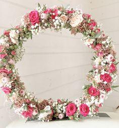 Floral Wreath, Wreaths, Home Decor, Decoration Home, Door Wreaths, Room Decor, Deco Mesh Wreaths, Interior Design, Home Interiors