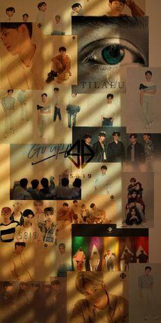 Printable Planner Stickers, Free Printable, Pop P, Handsome Korean Actors, Photo Wallpaper, Pop Group, My Works, Cute Wallpapers, Aesthetic Wallpapers