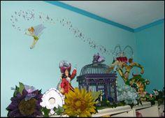 Fairy Bedroom Ideas fairy themed room-fairy bedroom ideas - fairy fantasy theme