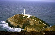 Anglesey, Wales - South Stack Lighthouse
