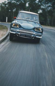 Citroen Ami 6 (1961) - opmerkelijke auto (mijn ouders hadden er meerdere)